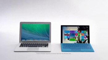 Microsoft Surface Pro3 TV Spot, 'Head to Head' Song by 2NE1