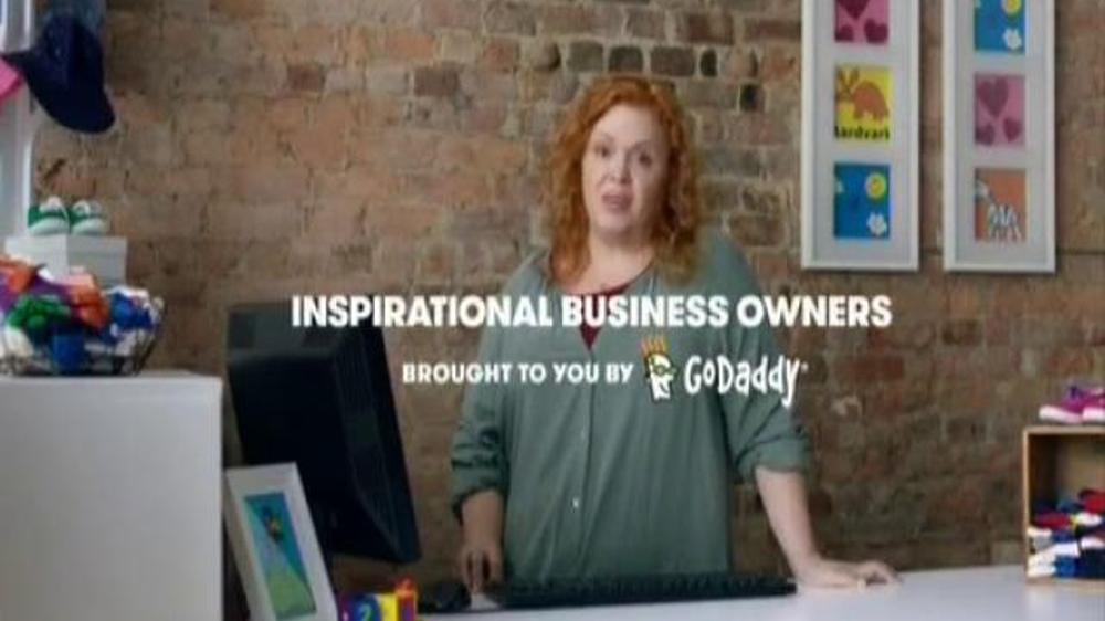 Godaddy Tv Spot Related Ispot Tv