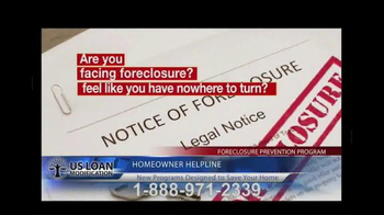 US Loan Modification TV Spot
