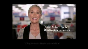 Burlington Coat Factory TV Spot, 'Fall Fashion for the Family for Less'