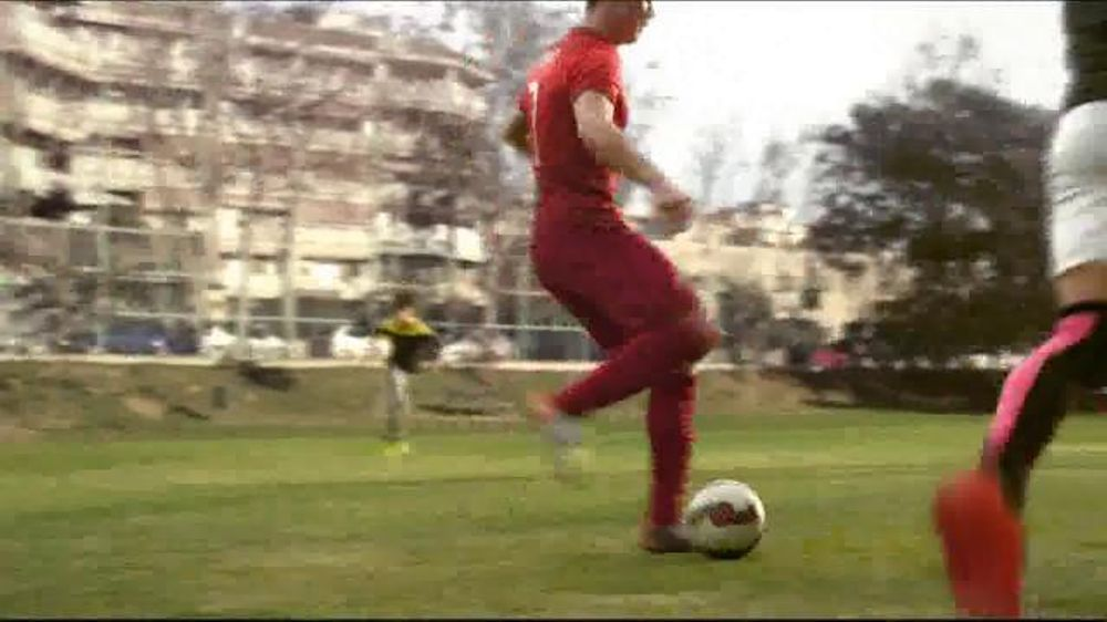 Nike Soccer TV Spot, 'Winner Stays' Featuring Cristiano Ronaldo - Screenshot 1