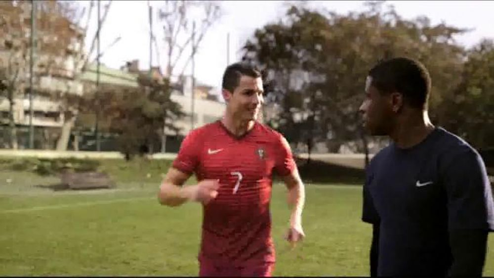 Nike Soccer TV Spot, 'Winner Stays' Featuring Cristiano Ronaldo - Screenshot 5