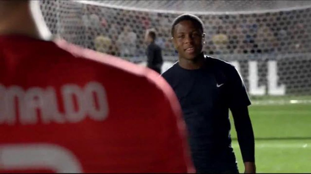 Nike Soccer TV Spot, 'Winner Stays' Featuring Cristiano Ronaldo - Screenshot 7