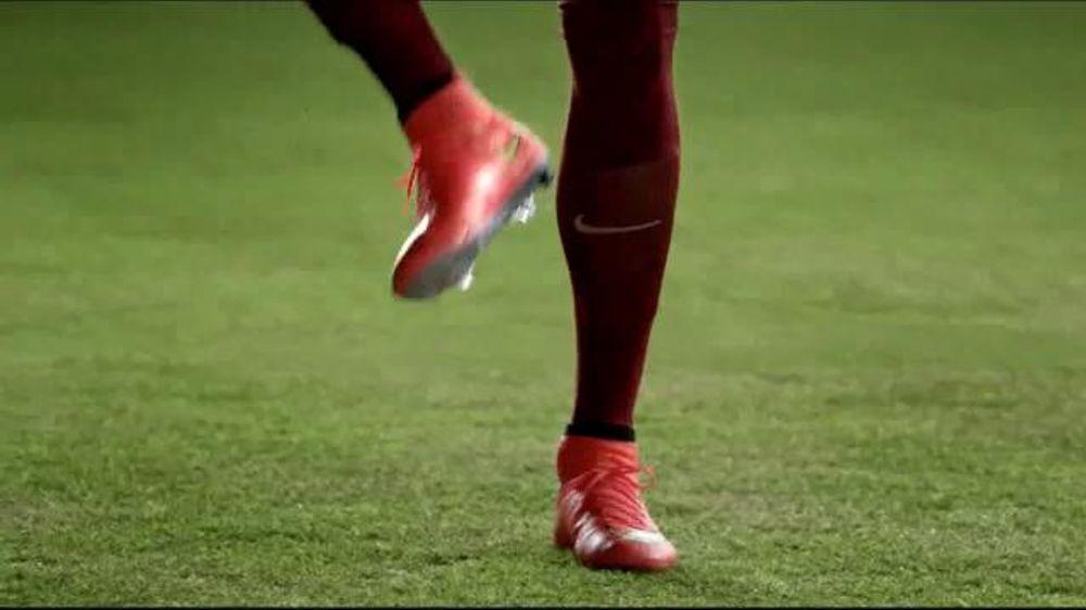 Nike Soccer TV Spot, 'Winner Stays' Featuring Cristiano Ronaldo - Screenshot 9