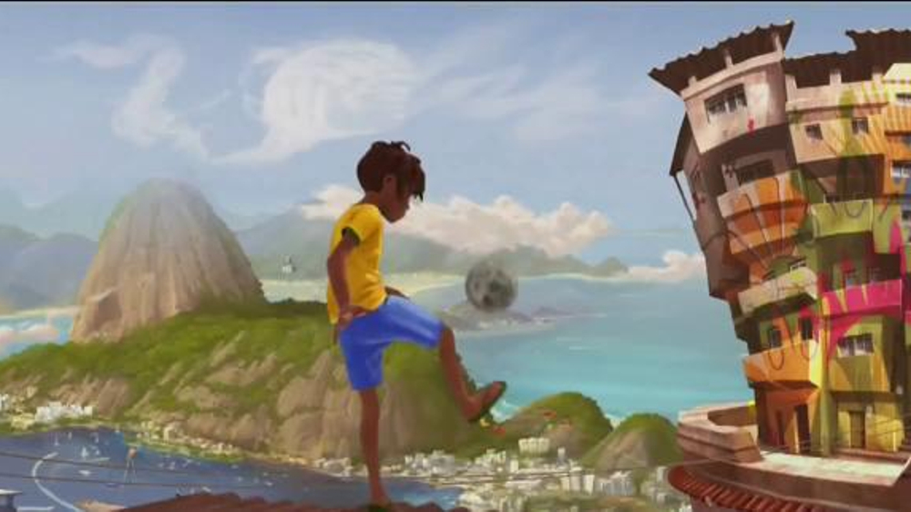 2014 FIFA World Cup TV Spot, 'Official TV Opening' - Screenshot 1