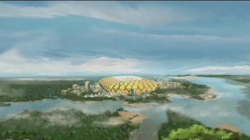 2014 FIFA World Cup TV Spot, 'Official TV Opening' - Screenshot 6