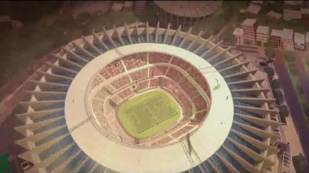 2014 FIFA World Cup TV Spot, 'Official TV Opening' - Screenshot 8