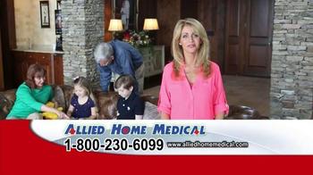 Allied Home Medical DDS 500 Back Brace TV Spot Featuring Irlene Mandrell thumbnail
