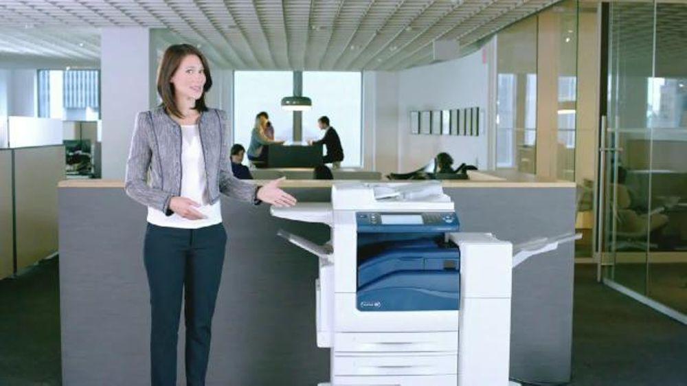 Xerox Ad Xerox TV Spot   Electronic