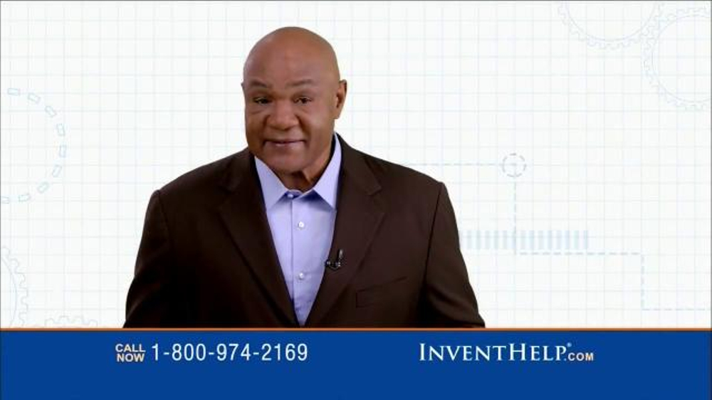 InventHelp TV Spot Featuring George Foreman - Screenshot 3