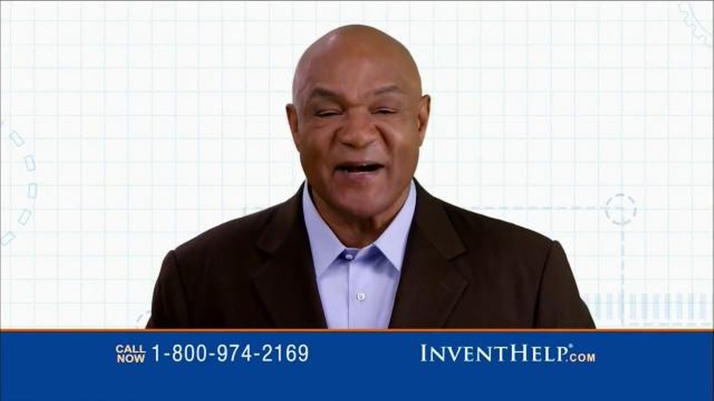 InventHelp TV Spot Featuring George Foreman - Screenshot 4