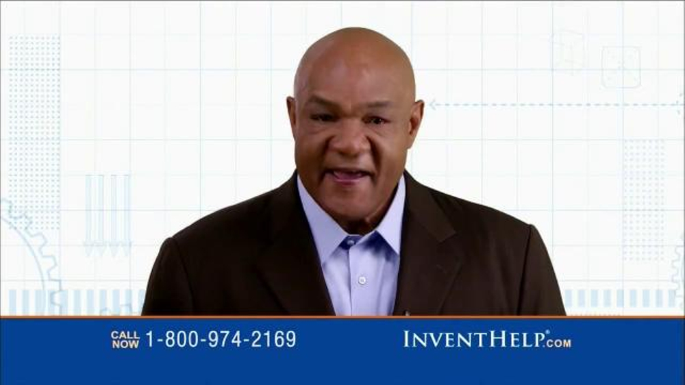 InventHelp TV Spot Featuring George Foreman - Screenshot 8