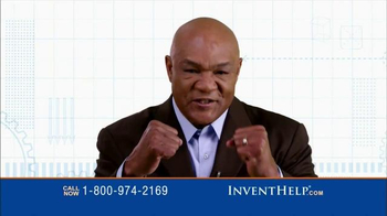 InventHelp TV Spot Featuring George Foreman - Thumbnail 9