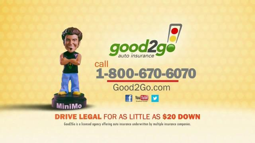 Good 2 Go TV mercial Traffic Stop iSpot