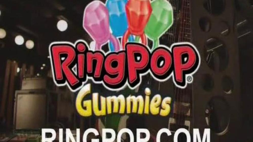 Ring Pop Gummies Ad