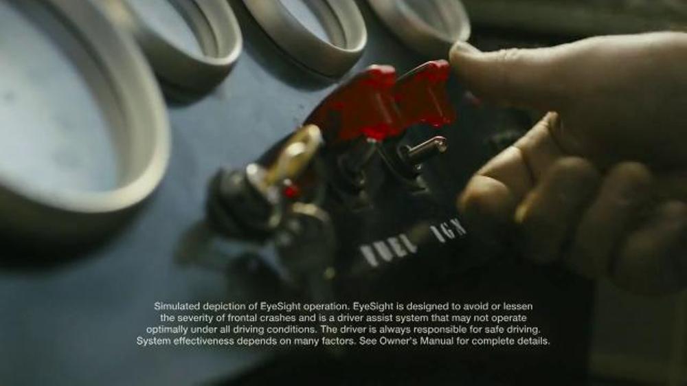 Subaru TV Spot, 'Subaru EyeSight: A Life of Safety' - Screenshot 5