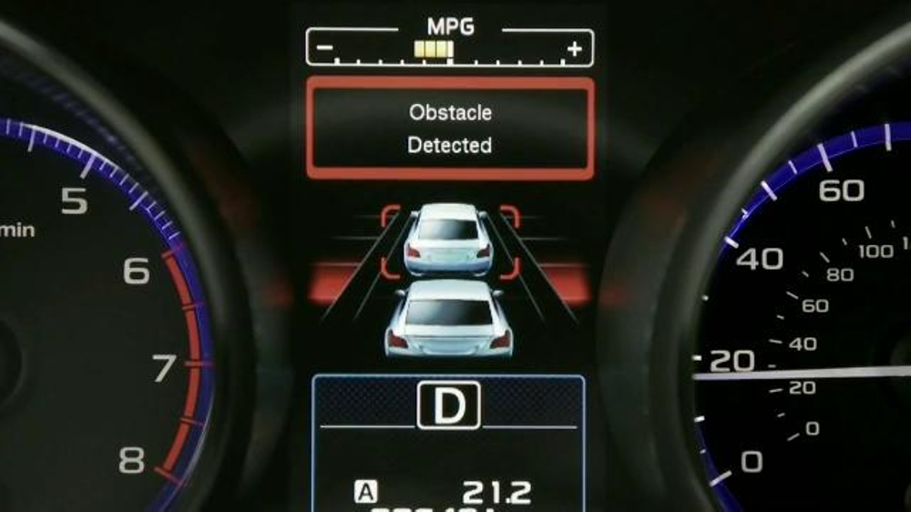 Subaru TV Spot, 'Subaru EyeSight: A Life of Safety' - Screenshot 6