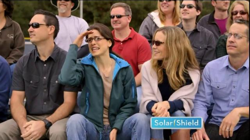 solar shield clipon sunglasses tv commercial   u0026 39 soccer game