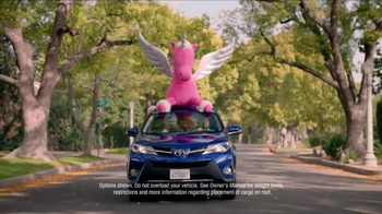 Toyota: Lady the Unicorn