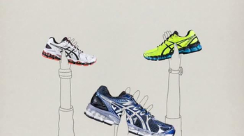 Foot Locker: All Runners Welcome: Asics