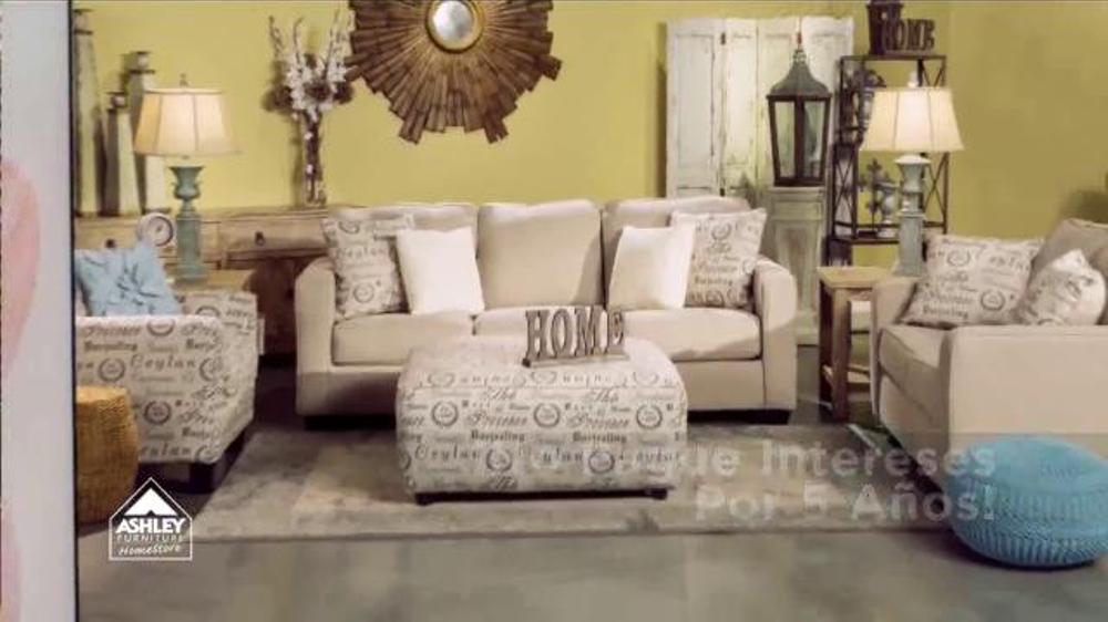 Ashley Furniture Homestore Tv Commercial 39 Estilos Y Valor 39 Spanish