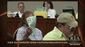 Rock Island Auction Company TV Spot