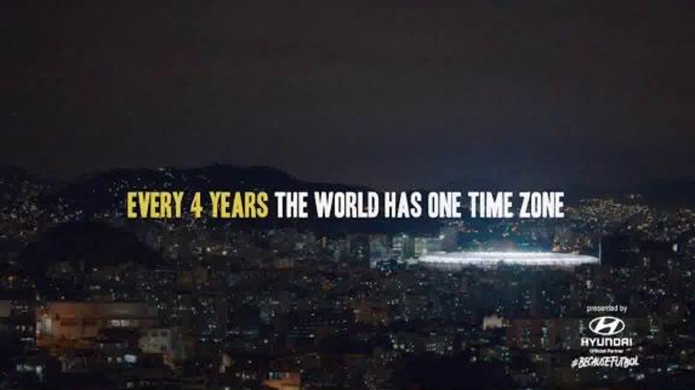 ESPN TV Spot, '2014 FIFA World Cup - Time Zone' - Screenshot 7