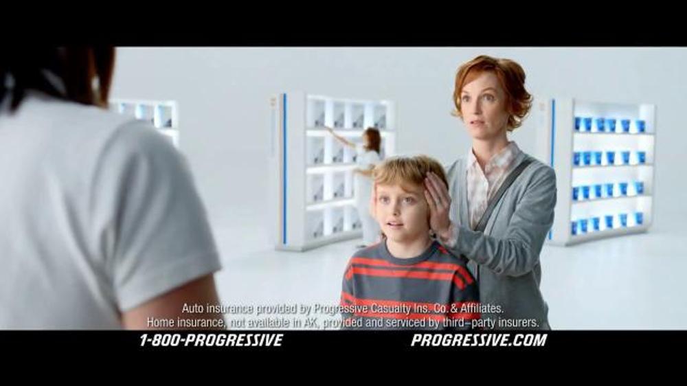 Progressive TV Spot, 'The Birds & The Bundles'