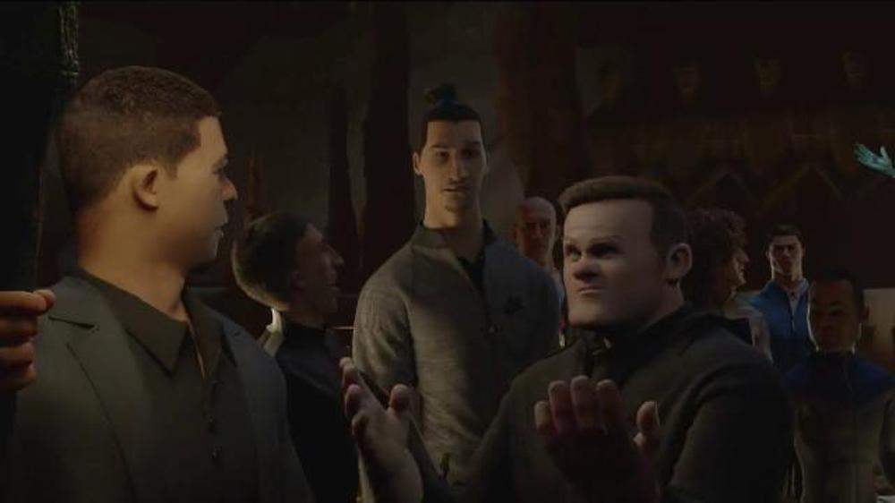 Nike TV Spot, 'The Last Game' - Screenshot 4