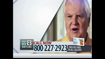 Free RX Network TV Spot, 'Paying for Medications'