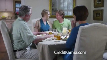 Credit Karma TV Spot, 'The Talk'