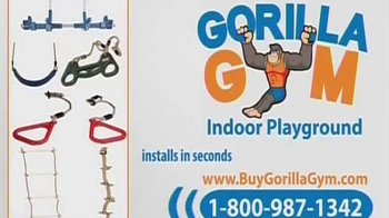 Gorilla Gym TV Spot