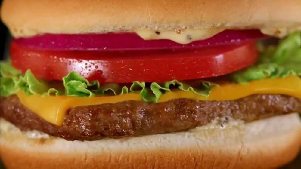 Jr s steakhouse wendy s steakhouse jr cheeseburger deluxe tv