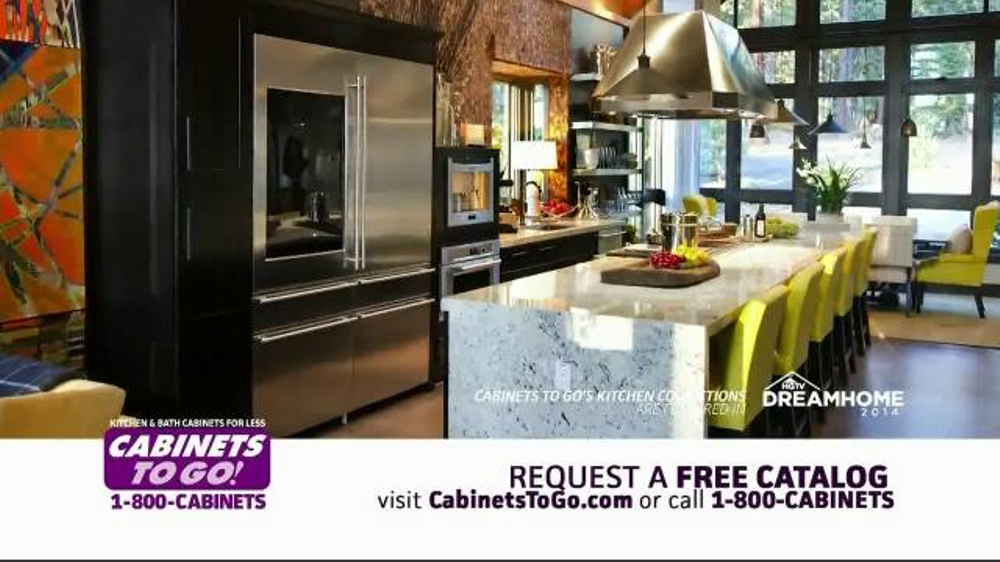 cabinets to go tv spot 39 free kitchen cabinets 39. Black Bedroom Furniture Sets. Home Design Ideas