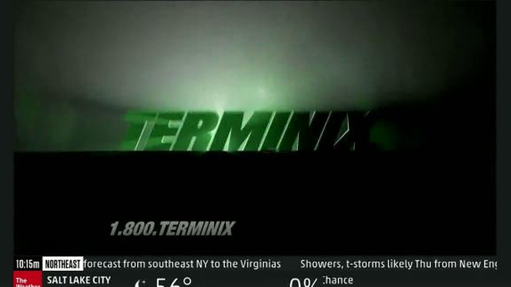 Terminix TV Spot, 'Ultimate Protection Guarantee' - Screenshot 10