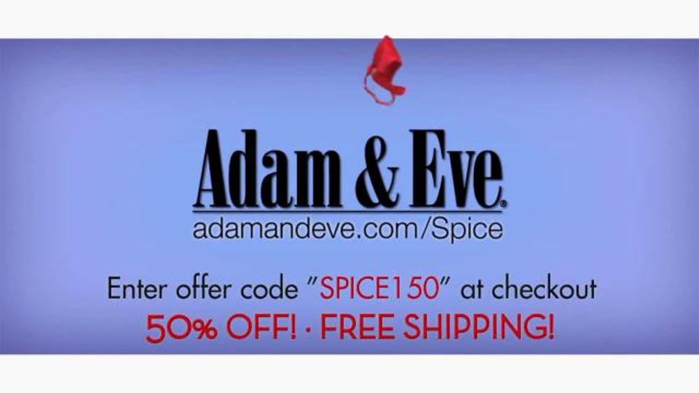 Adam & Eve TV Spot, 'Spice' - Screenshot 5