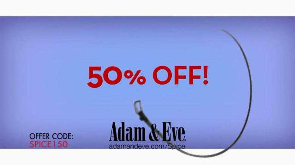 Adam & Eve TV Spot, 'Spice' - Screenshot 1