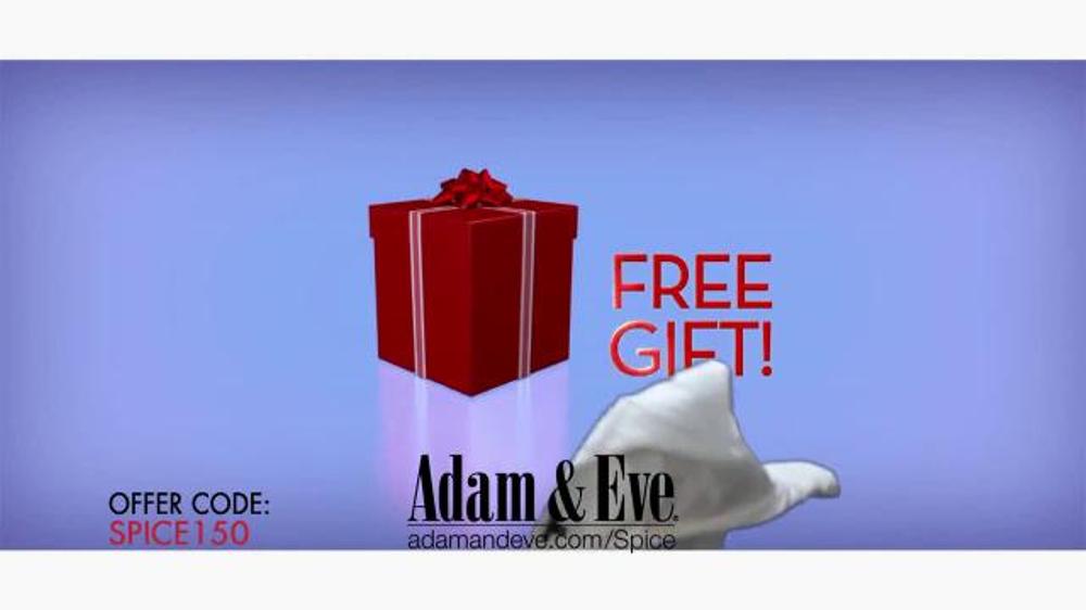 Adam & Eve TV Spot, 'Spice' - Screenshot 3
