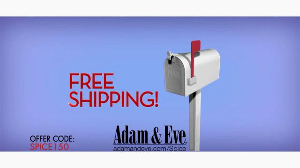 Adam & Eve TV Spot, 'Spice' - Screenshot 4