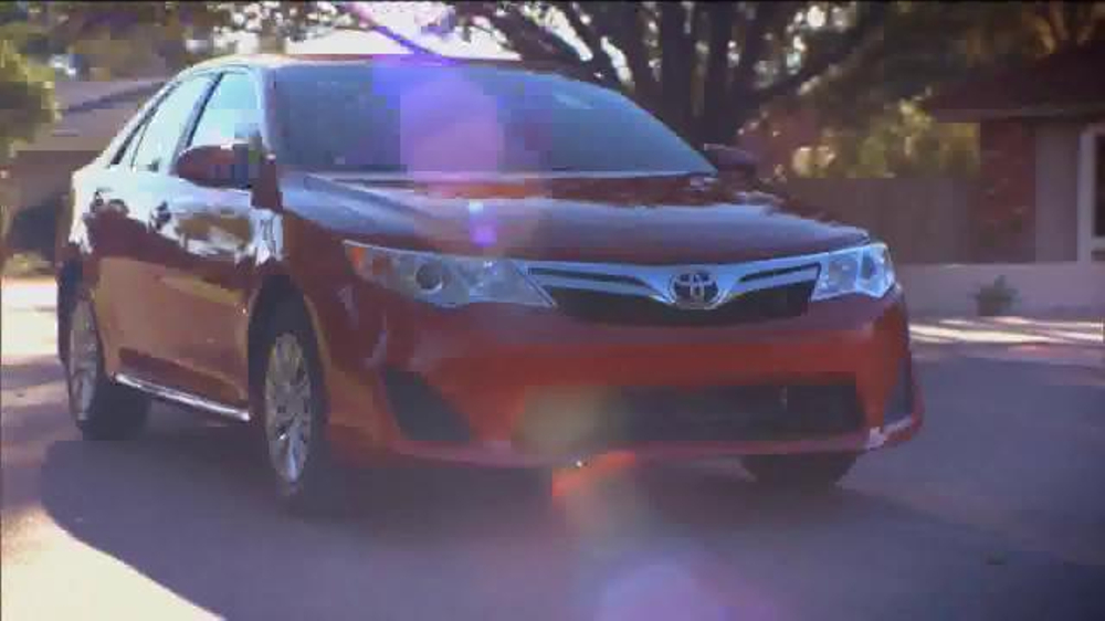 Toyota First Time Sales Event TV Spot, Song by Foreigner - Screenshot 2