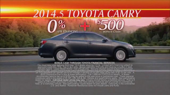 Toyota First Time Sales Event TV Spot, Song by Foreigner - Thumbnail 6