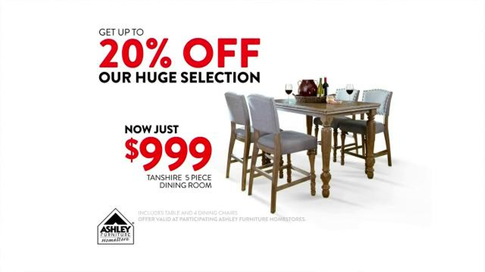Ashley Furniture Homestore Early Back Friday Sales Event Tv Commercial