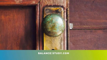 Balance I Study TV Spot, 'Doorknobs'