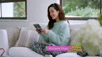Nintendo 3DS TV Spot, 'Animal Crossing: New Leaf' Featuring Michelle Phan