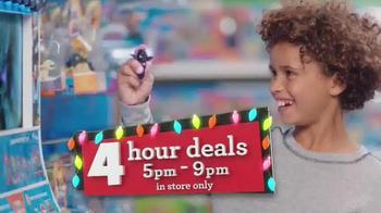 Toys R Us Black Friday Sale TV Spot, 'Super Savings'