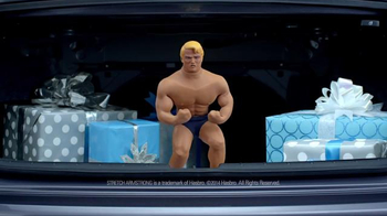 Happy Honda Days Sales Event TV Spot, 'Stretch Armstrong' thumbnail