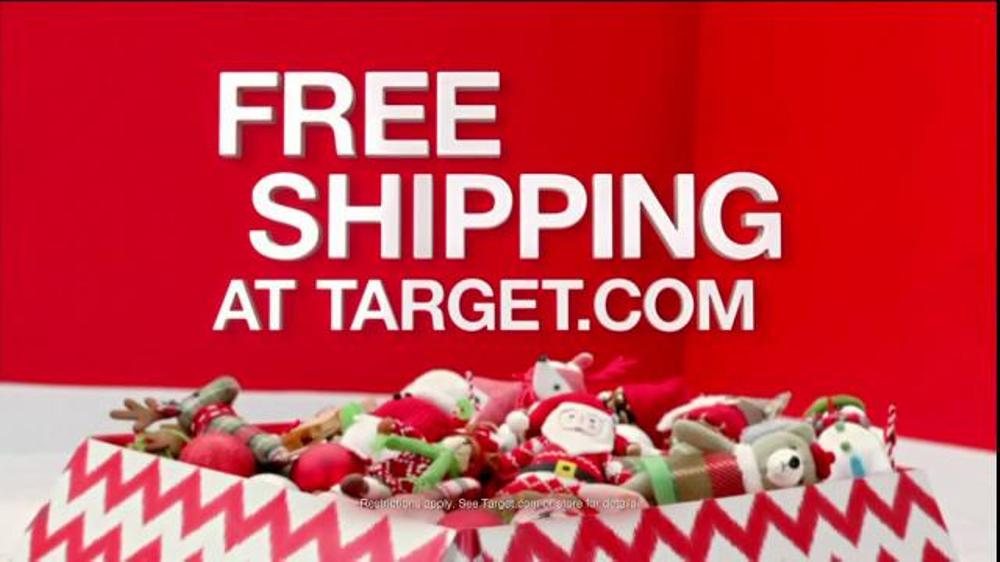 target christmas ad song 2018 must be santa