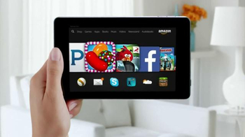Amazon Kindle: All-You-Can-Eat Binge-Watching Buffet