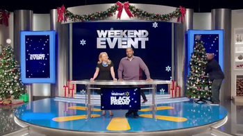 Walmart Weekend Event TV Spot, 'Black Friday into Overtime'