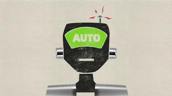 Zonnic Nicotine Gum TV Spot, 'Auto Pilot'